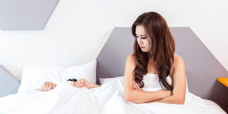 seks in de slaapkamer