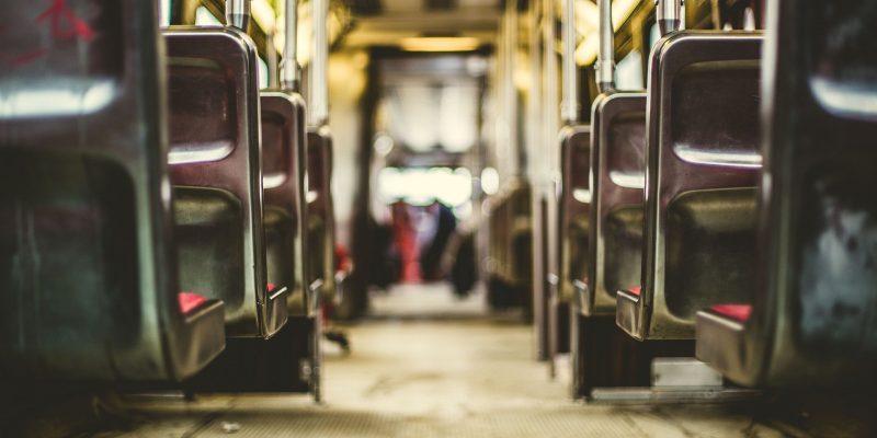 seks in het openbaar vervoer